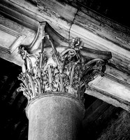 Pantheon - Corinthian Capital