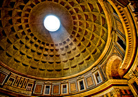 Pantheon - Dome with Oculus