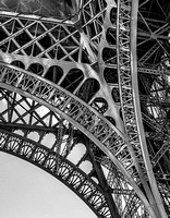Eifel Tower - Metalwork