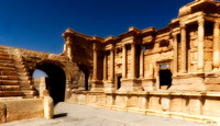 Roman Theater - Palmyra - Before the Fall
